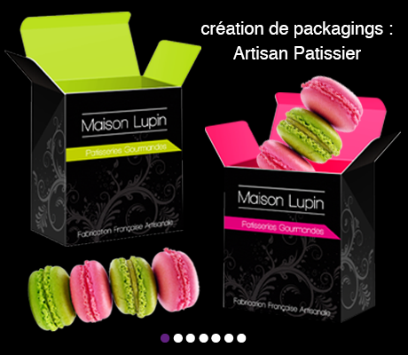 Packagings pour la GMS